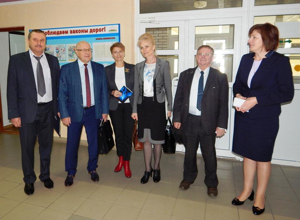 17 октября 2019 года состоялось выездное заседание Координационного совета по вопросам непрерывного педагогического образования